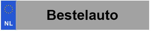 Bestelauto-grijs