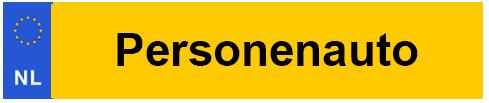 personenauto-geel